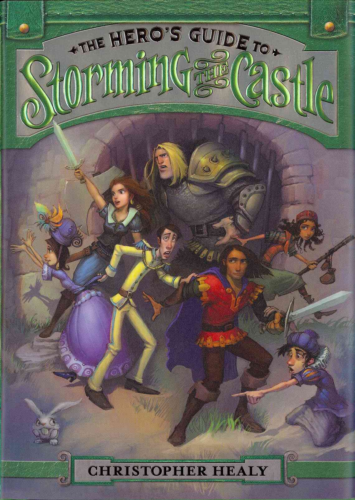 The Hero's Guide to Storming the Castle By Healy, Christopher